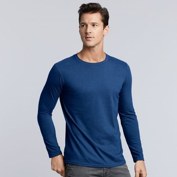 Gildan GIL64400 T-shirt Softstyle LS for him