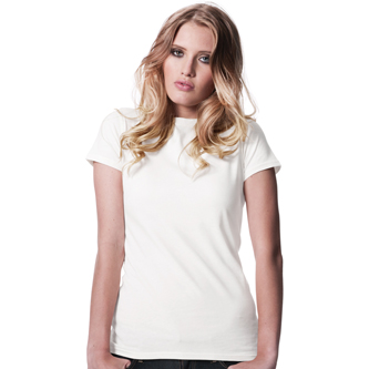 Continental EP04 Women's Organic Slim-Fit T-shirt