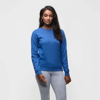 AWDis JH045 Girlie Heather Sweatshirt