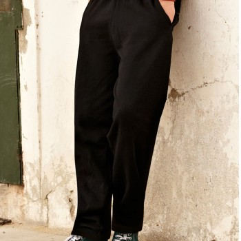 Fruit of the Loom Open Hem Jog Pants