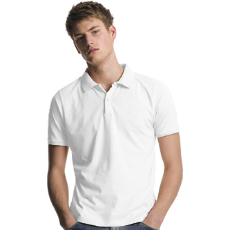 Continental N34 Men's Slim Cut Jersey Polo Shirt