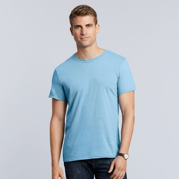 Gildan GIL64000 T-shirt Softstyle SS for him