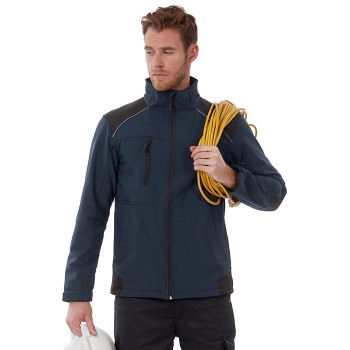 B & C Shield Softshell Pro