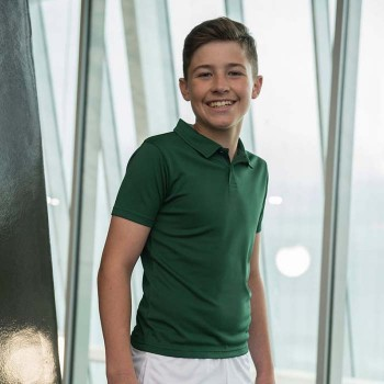 AWDis JC040J Kids Cool Polo
