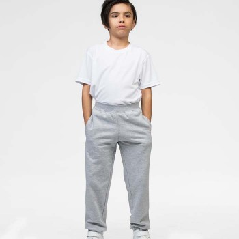 AWDis JH072J Kids Cuffed Jogpants